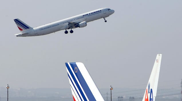 Air France Almost Flew a Bunch of People Into an Active Volcano