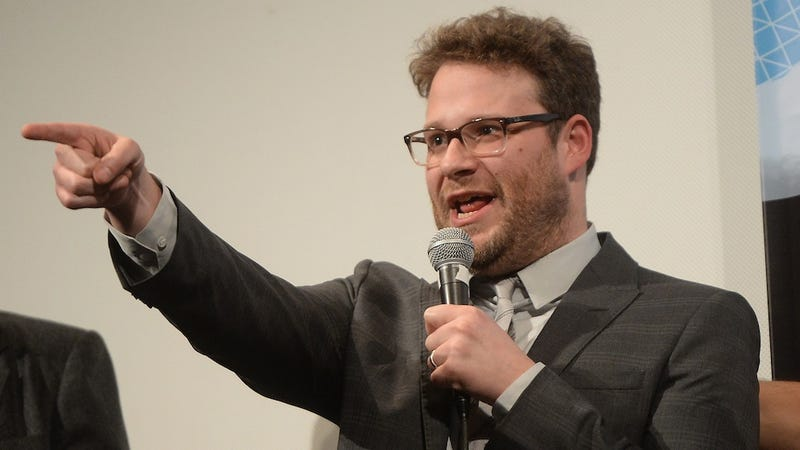 ​Seth Rogen Names Celebrities He's Gotten High With