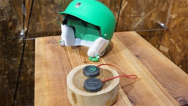 Bluetooth Ski Helmet Speakers End Frozen Lift-Line Fingers Forever