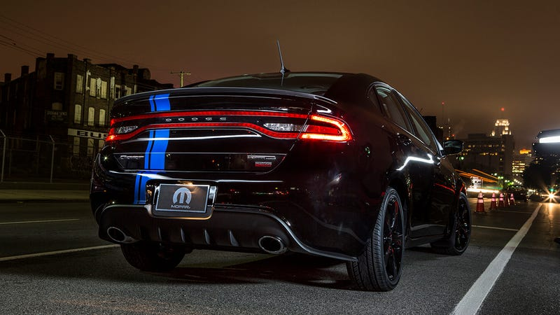 The Mopar Dart Is How Chrysler Does Angry