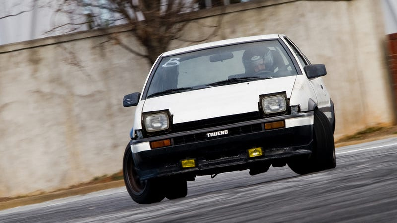 Three Cheers For The Great AE86