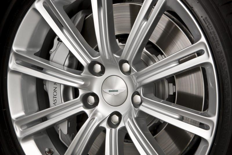 Aston Martin Rapide Exterior