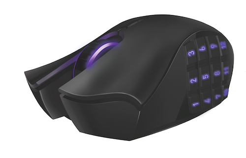 Razer's Hybrid Monster Naga Mouse Gets Its Cord Cut
