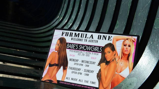 Austin's Strip Clubs Are Excited To See Formula One Fans