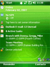 Unofficial Windows Mobile 6 for HTC Hermes (Cingular 8525)