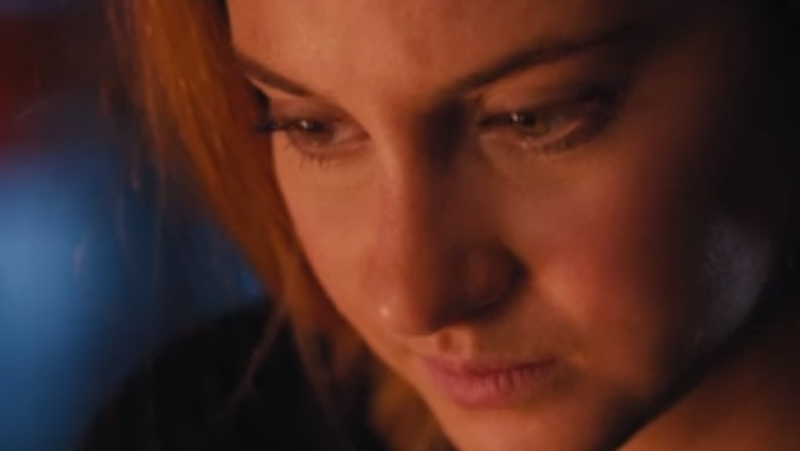 Shailene Woodley Says No to Status Quo in the Trailer for Divergent