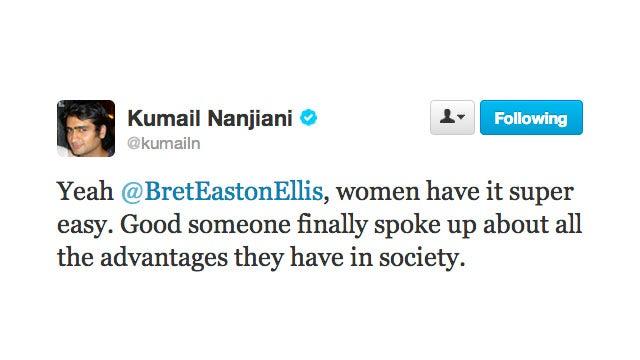 Ellen Barkin Gives Bret Easton Ellis the Twitter Smackdown of a Lifetime
