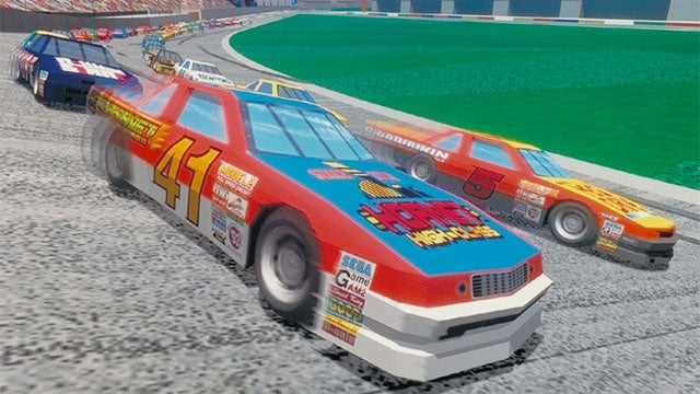 Daytona USA May Be Coming To A Video Game Console Near You (Again)