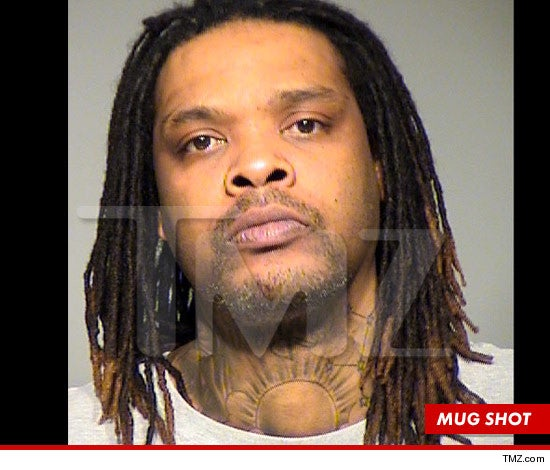 Latrell Sprewell Was Arrested For Playing Loud Music