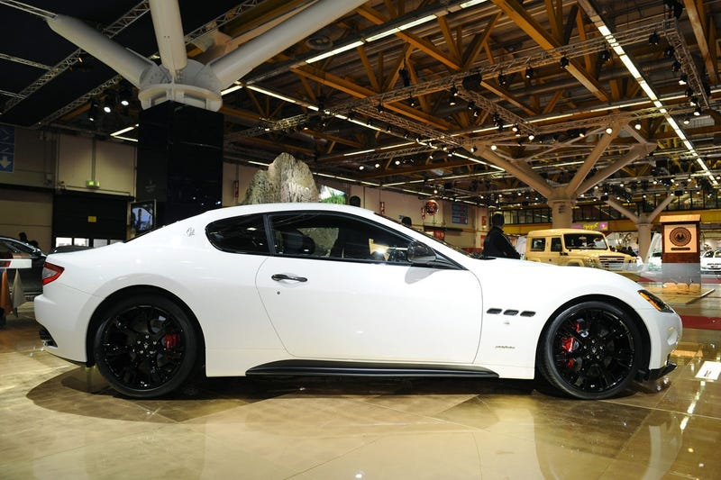 Maserati Launches MC Sport Line In Bologna With Special Edition GranTursimo S