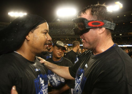 Dodgers Clinch, Tigers and Twins Go to the Wire