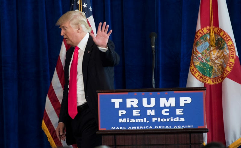 Clinton Allies Put Out Literal Bounty for Donald Trump's Tax Returns