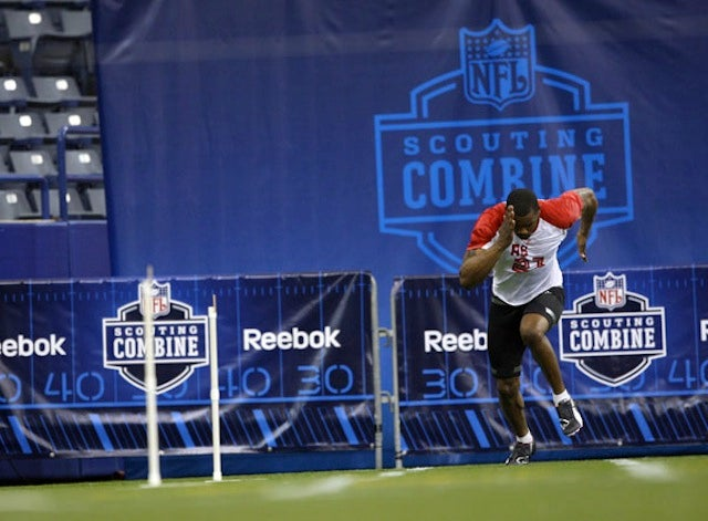 It's Time For The NFL Combine, An Event Made Just For You