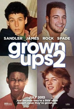 Watch grown ups 2 online Free & Download Movie