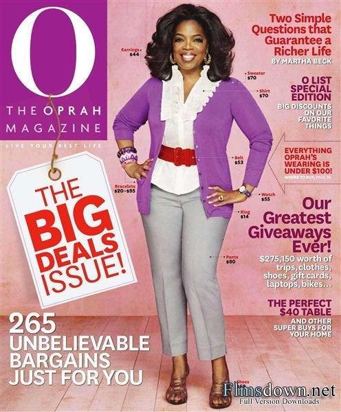 Former Columnist Really Hates Oprah's Magazine