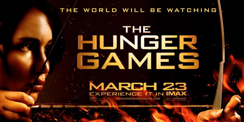 New Hunger Games Banners