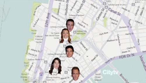 How I Met Your Mother Ponders What Makes a Real New Yorker