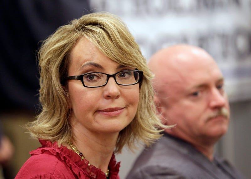 Gabrielle Giffords Learns To Drive Again At Circuit Of The Americas