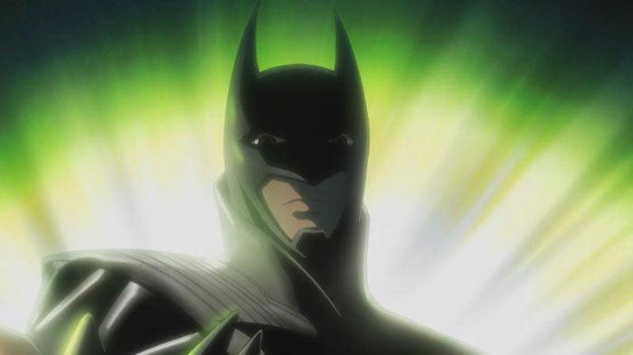The Dark Knight Walks Through Fire