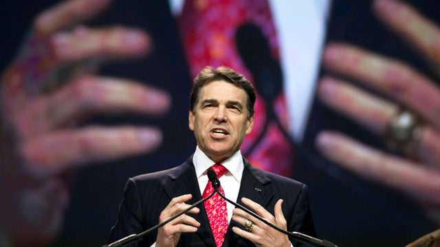 A Rick Perry Presidential Announcement Is Imminent