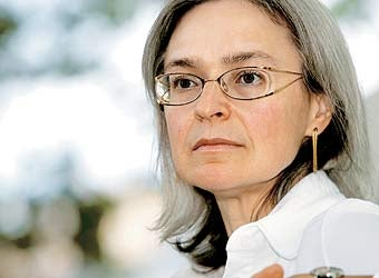 New Trial For Anna Politkovskaya's Accused Killers