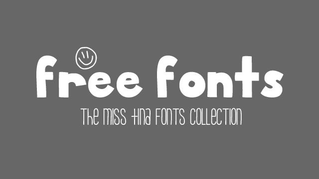 The MTF Collection Provides Many Fun, Free Fonts to Liven Up Your Designs, Presentations, and More