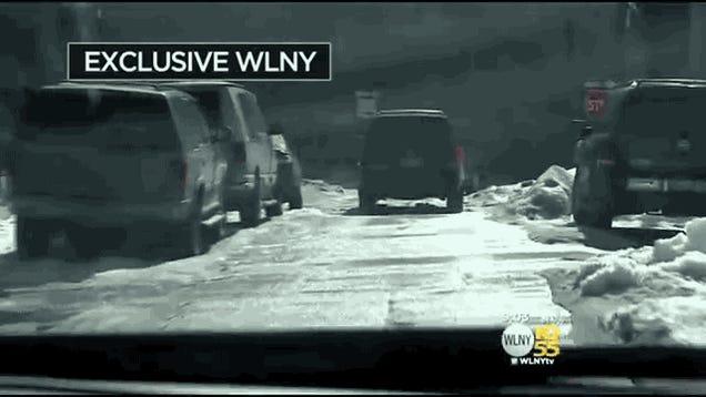 """De Blasio's SUV Caught Speeding Just Days After """"Safe Streets"""" Speech"""