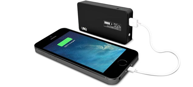 Recharging This Backup Battery Takes As Little As 15 Minutes