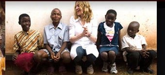 "Madonna On Helping Malawi Orphans: ""It Gives You Such An Appreciation For Life"""