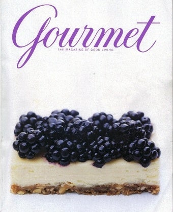 Gourmet's Dead. Don't Blame The Internet.