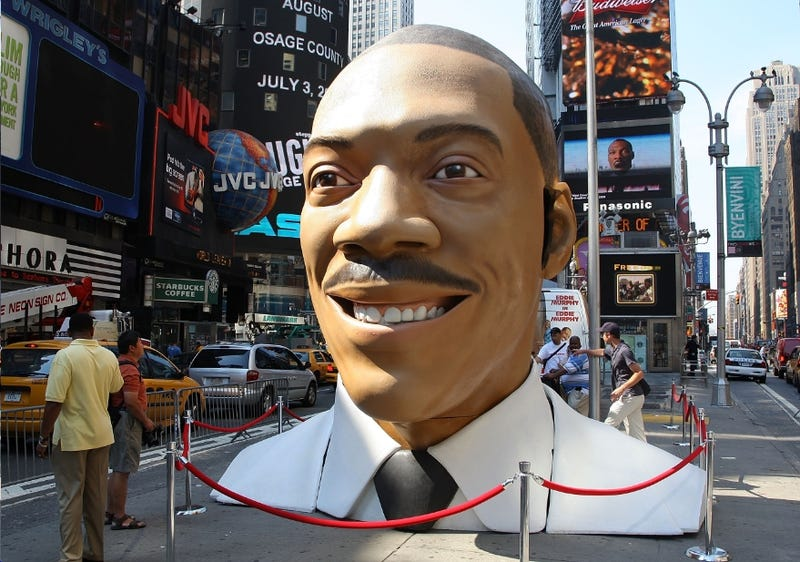 Is Eddie Murphy Doing Enough to Thank Ancient African Tribes?