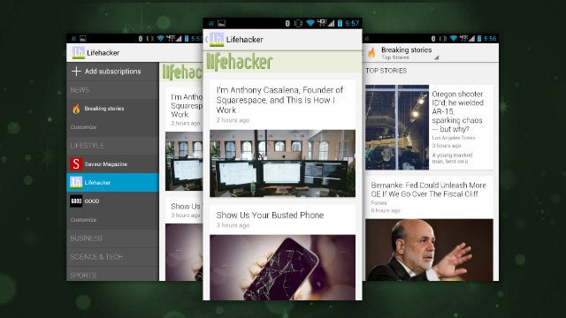 Google Currents Makes It Easy to Find Breaking News or Just See What's New on Your Favorite Sites