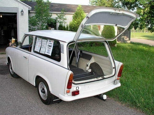 1977 Trabant Kombi for a Socialistic $4,250!