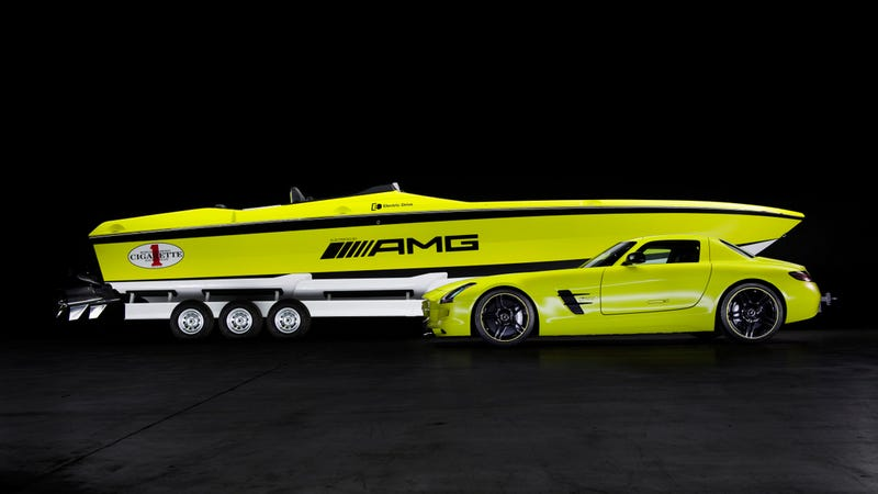 AMG Is Making Electric Cigarettes Now