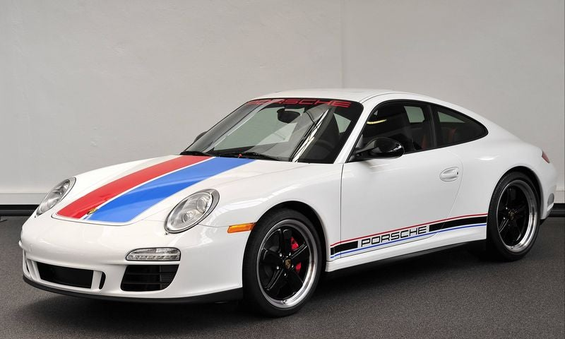 Someone said Porsche so...