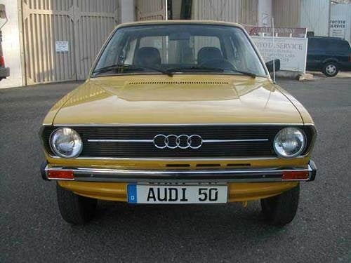 For $9,500, This Audi Plays Polo