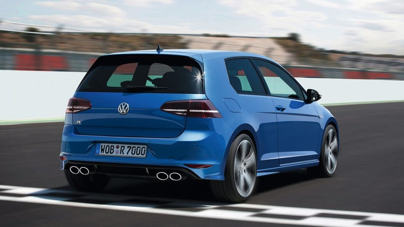 An 'Extreme' Volkswagen Golf R Evo Might Be On The Way