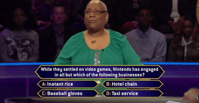 Nintendo Question Is Way Too Hard For Game Show Contestant
