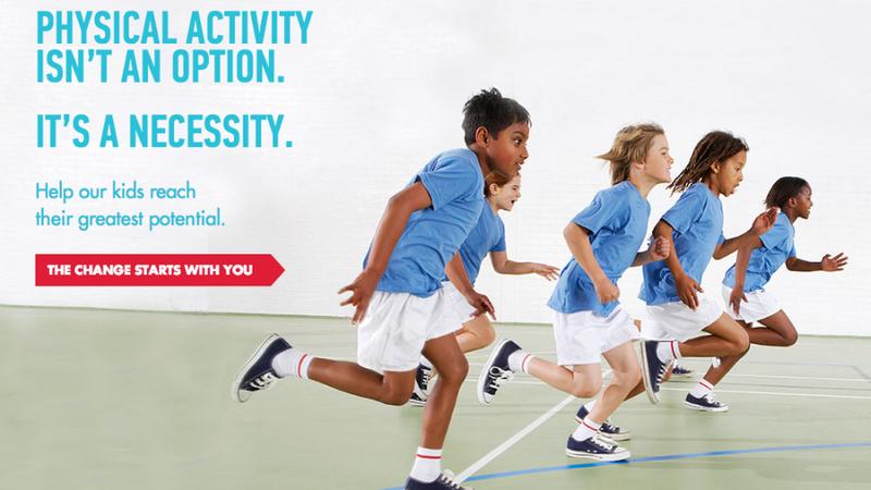 Michelle Obama Announces 'Let's Move' Campaign for Kids