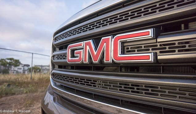 2015 gmc canyon manual transmission