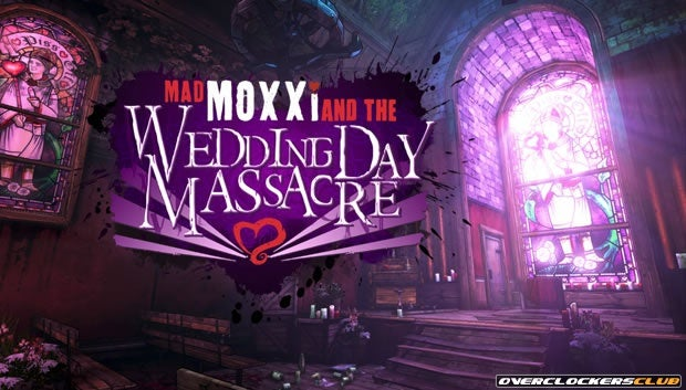 Quick Review: Mad Moxxi And The Wedding Day Massacre