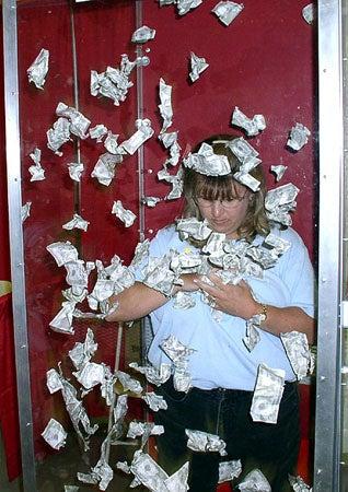 America: 'Free Money??'
