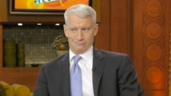 Anderson Cooper Confesses To Kleptomaniac Childhood