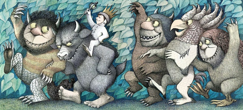 RIP Maurice Sendak, Creator of Where the Wild Things Are