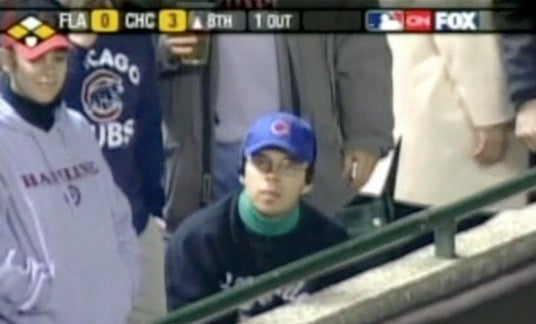 A Prayer For Steve Bartman