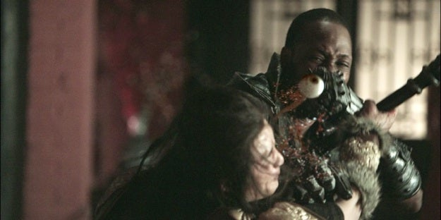 First Look at RZA's Man with the Iron Fists