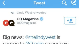 Lindy Is Headed To GQ