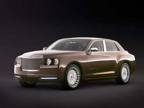 Report: Imperial to Be New Chrysler Flagship, For Real