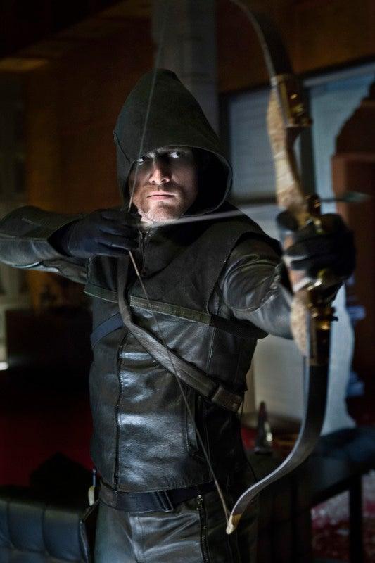 Arrow Promotional Photos