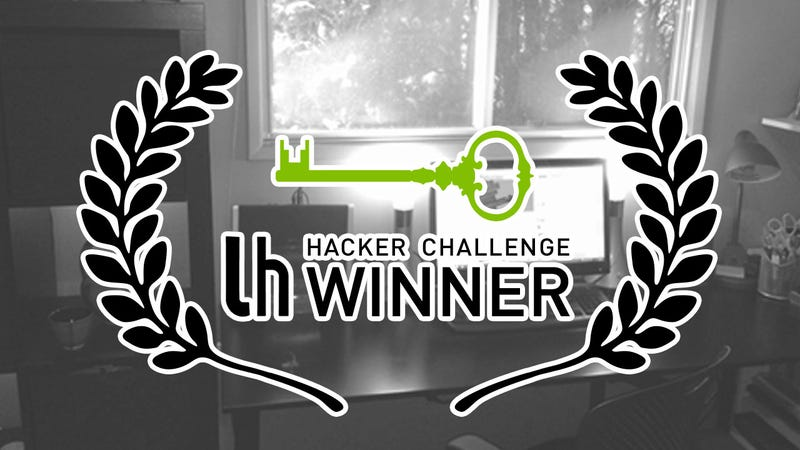 MacGyver Challenge Winner: Build a Custom IKEA Workspace